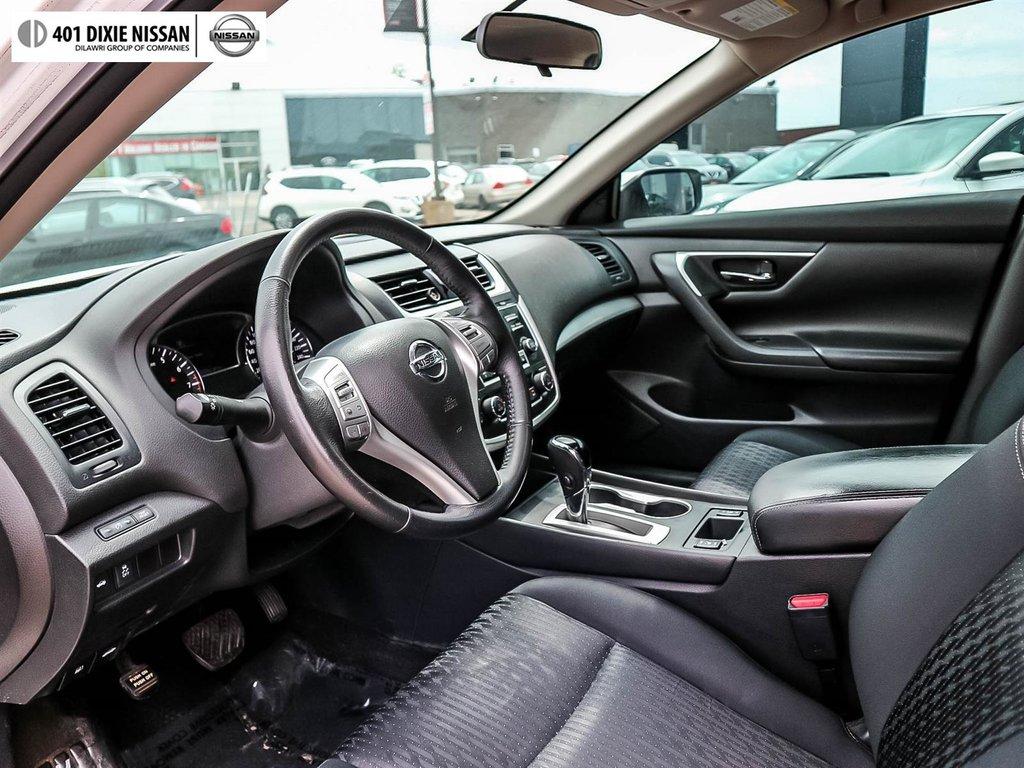 2016 Nissan Altima Sedan 2.5 SV CVT in Mississauga, Ontario - 32 - w1024h768px