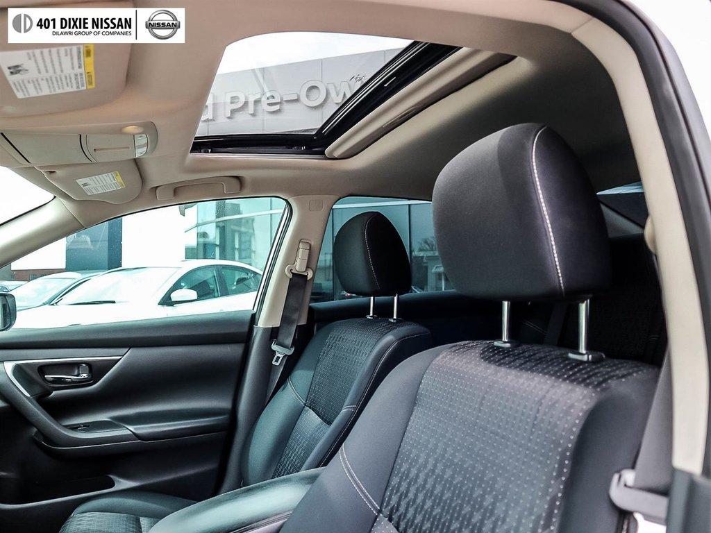2016 Nissan Altima Sedan 2.5 SV CVT in Mississauga, Ontario - 42 - w1024h768px