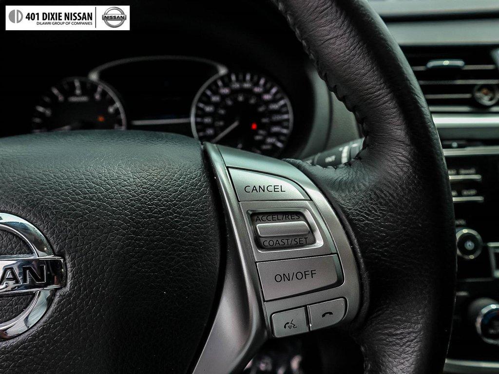 2016 Nissan Altima Sedan 2.5 SV CVT in Mississauga, Ontario - 45 - w1024h768px
