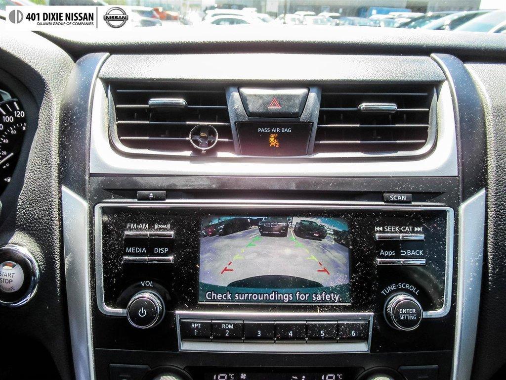 2016 Nissan Altima Sedan 2.5 SV CVT in Mississauga, Ontario - 20 - w1024h768px