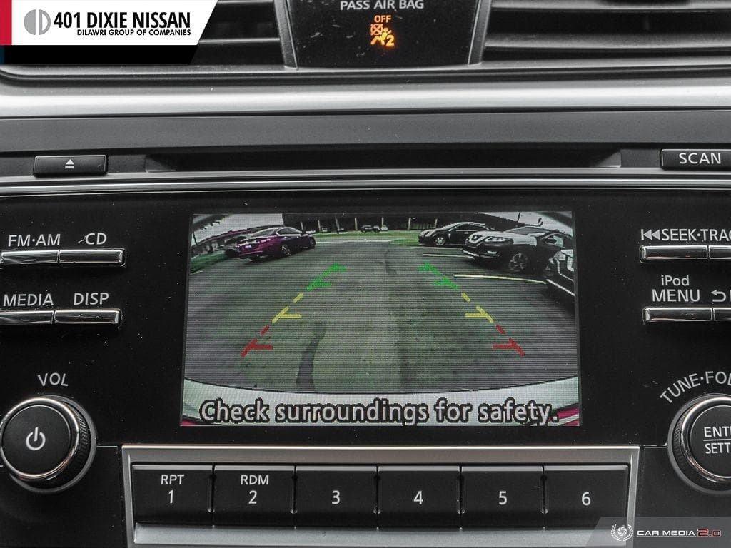 2017 Nissan Altima Sedan 2.5 S CVT in Mississauga, Ontario - 19 - w1024h768px
