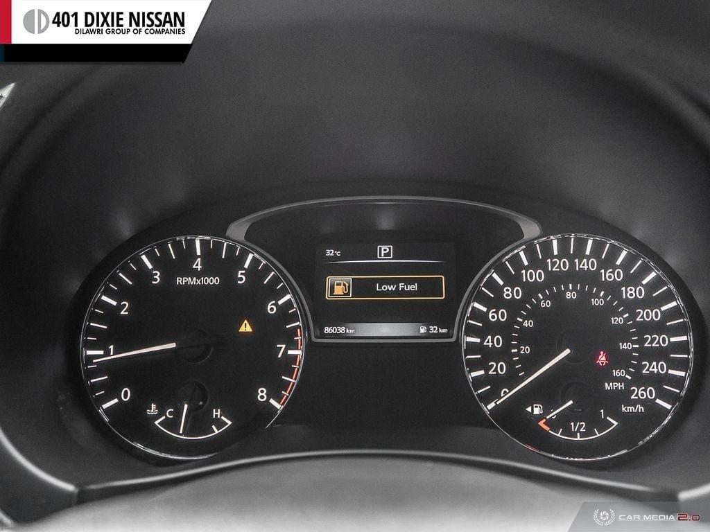 2017 Nissan Altima Sedan 2.5 S CVT in Mississauga, Ontario - 8 - w1024h768px