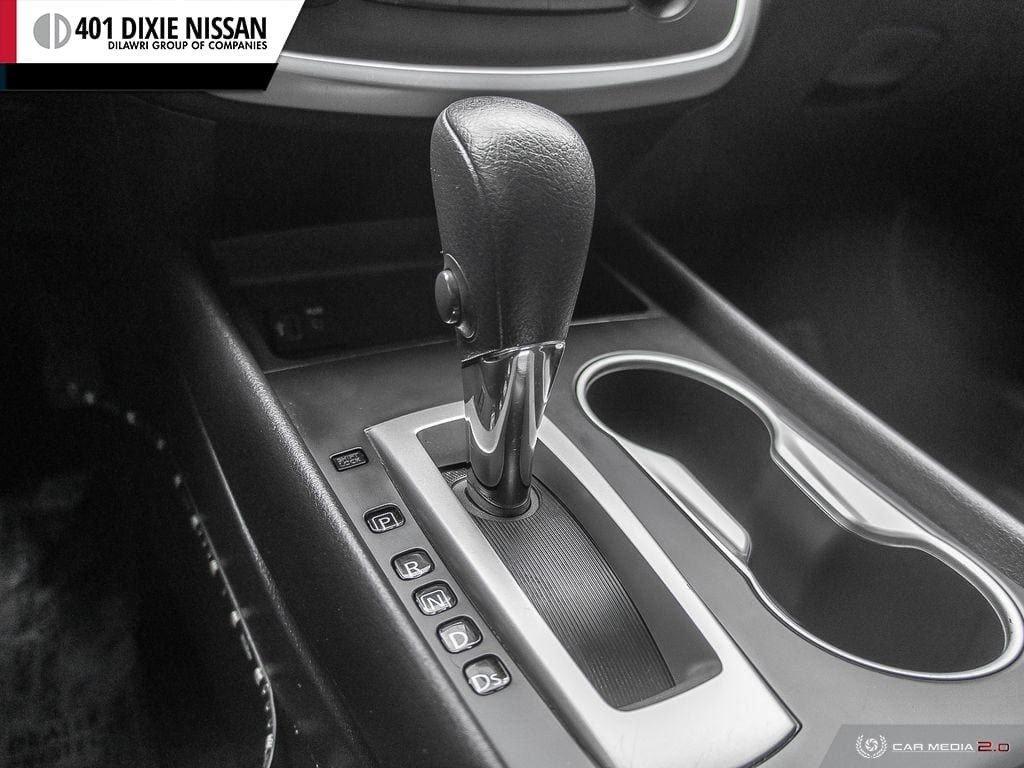 2017 Nissan Altima Sedan 2.5 S CVT in Mississauga, Ontario - 12 - w1024h768px