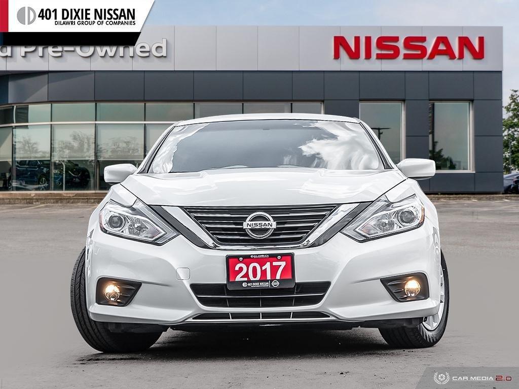 2017 Nissan Altima Sedan 2.5 S CVT in Mississauga, Ontario - 2 - w1024h768px