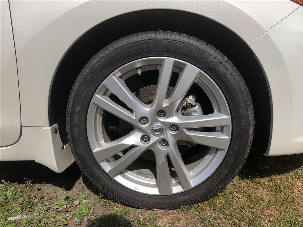 2017 Nissan Altima Sedan 3.5 SL CVT in Vancouver, British Columbia - 4 - w1024h768px