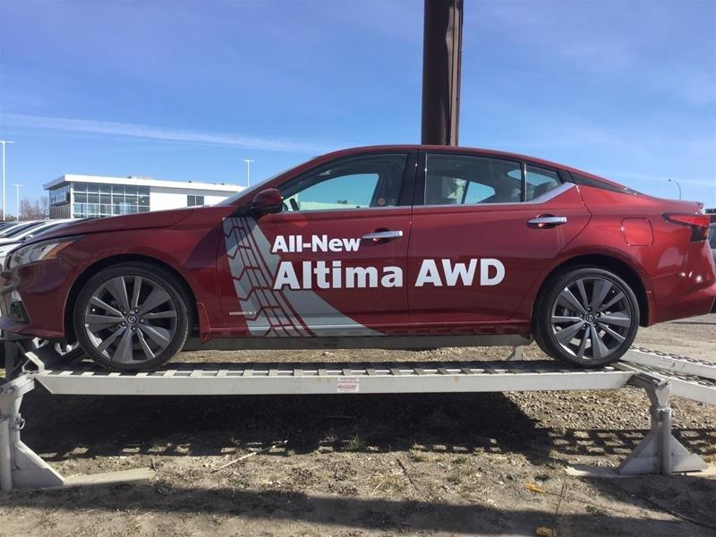 2019 Nissan Altima Sedan 2.5 Edition ONE CVT in Regina, Saskatchewan - 2 - w1024h768px
