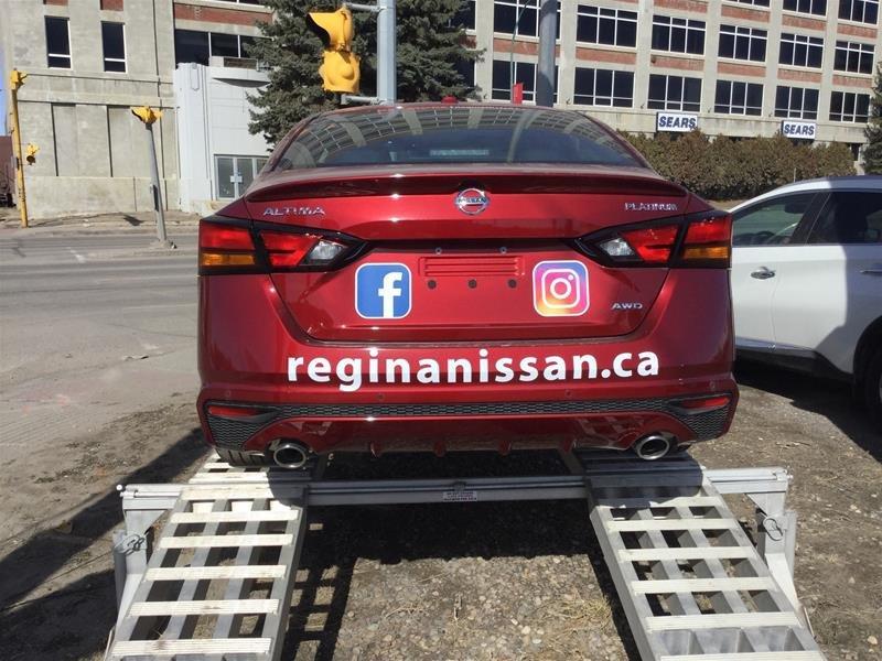 2019 Nissan Altima Sedan 2.5 Edition ONE CVT in Regina, Saskatchewan - 3 - w1024h768px