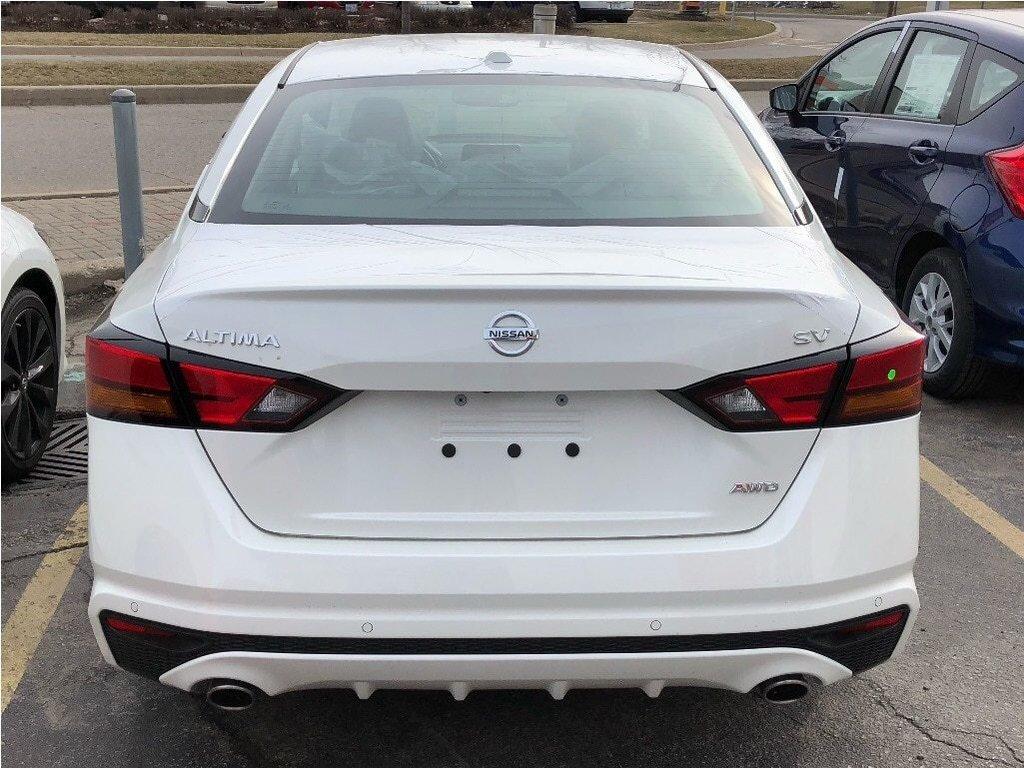 2019 Nissan Altima Sedan 2.5 SV CVT in Mississauga, Ontario - 4 - w1024h768px