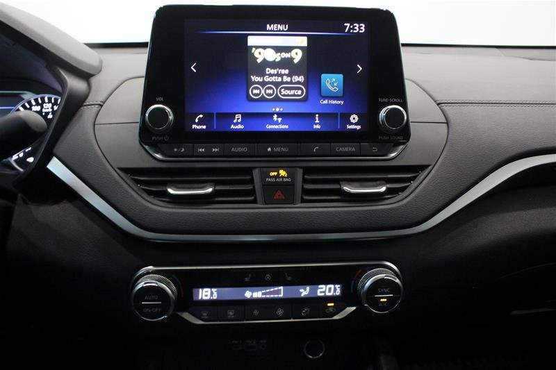2019 Nissan Altima Sedan 2.5 SV CVT in Regina, Saskatchewan - 7 - w1024h768px