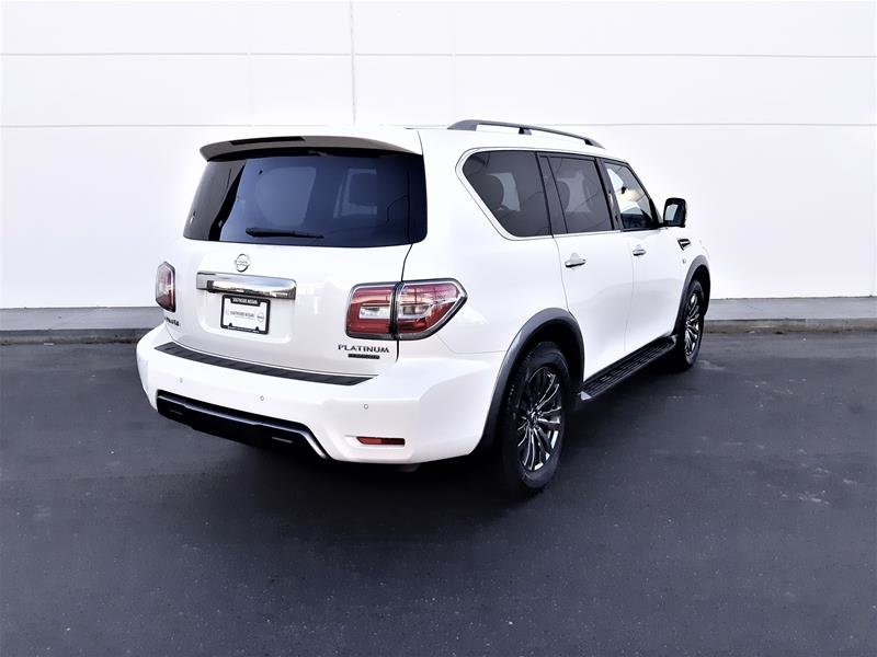 2018 Nissan Armada Platinum at in Vancouver, British Columbia - 7 - w1024h768px