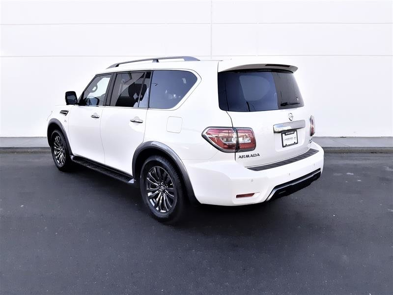 2018 Nissan Armada Platinum at in Vancouver, British Columbia - 5 - w1024h768px