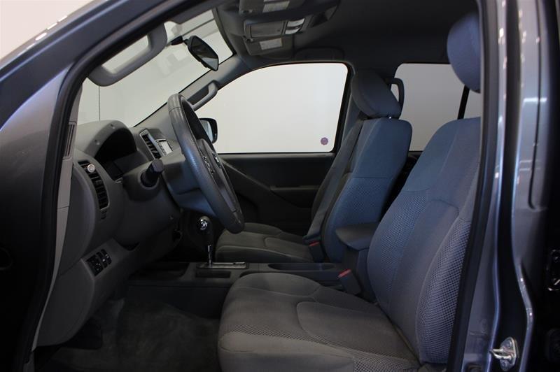 2016 Nissan Frontier Crew Cab SV 4X4 at in Regina, Saskatchewan - 9 - w1024h768px