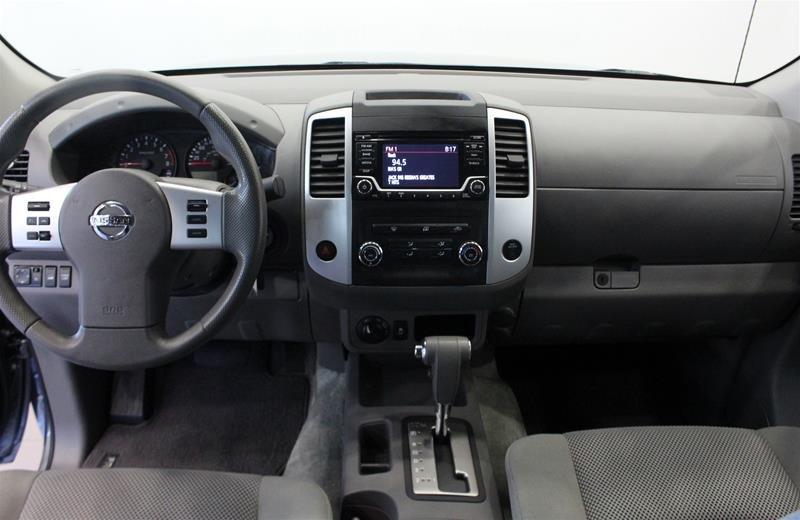 2016 Nissan Frontier Crew Cab SV 4X4 at in Regina, Saskatchewan - 13 - w1024h768px