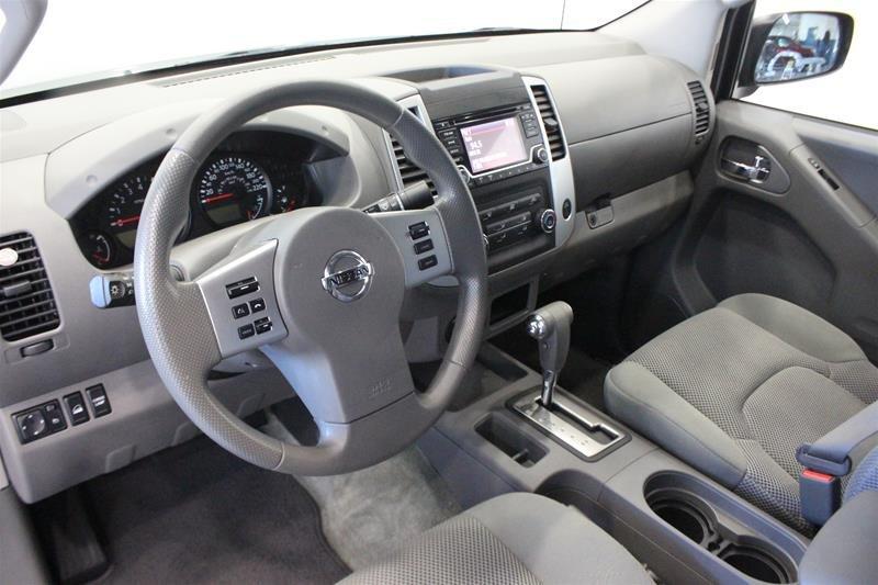 2016 Nissan Frontier Crew Cab SV 4X4 at in Regina, Saskatchewan - 8 - w1024h768px