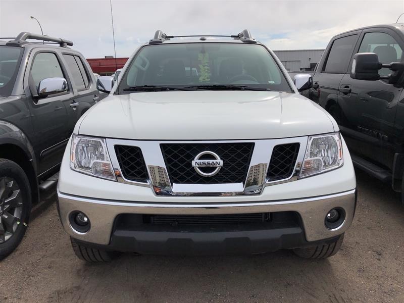2019 Nissan Frontier Crew Cab SL 4x4 at in Regina, Saskatchewan - 2 - w1024h768px