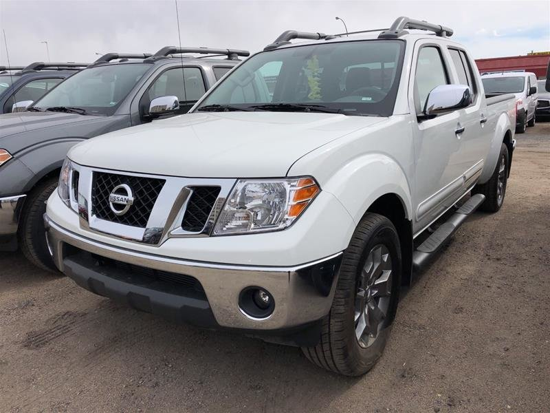 2019 Nissan Frontier Crew Cab SL 4x4 at in Regina, Saskatchewan - 1 - w1024h768px