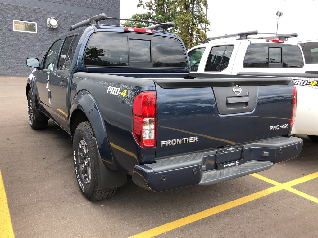 2019 Nissan Frontier Crew Cab PRO-4X 4x4 at in Mississauga, Ontario - 5 - w1024h768px