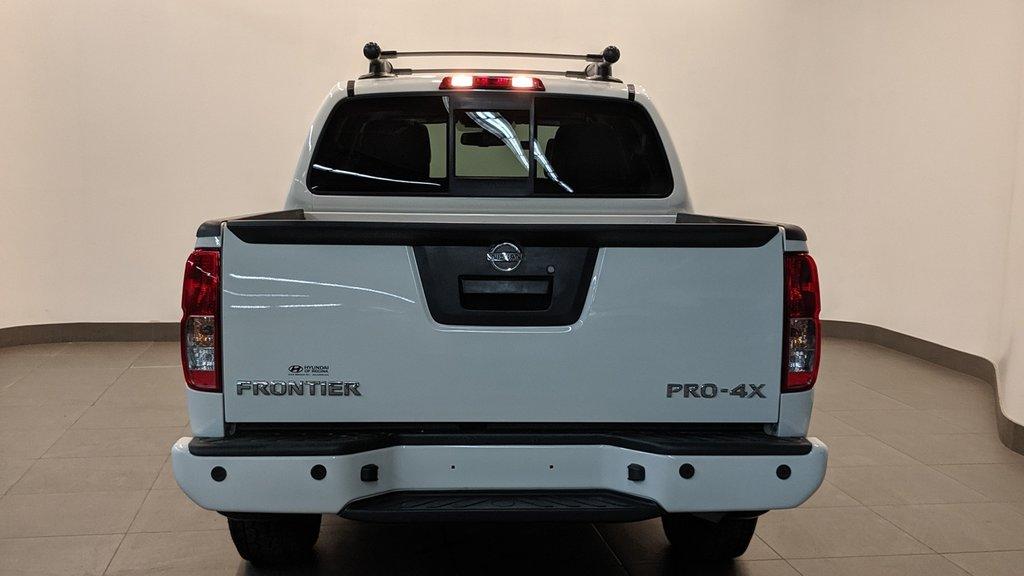 2019 Nissan Frontier Crew Cab PRO-4X 4x4 at in Regina, Saskatchewan - 21 - w1024h768px