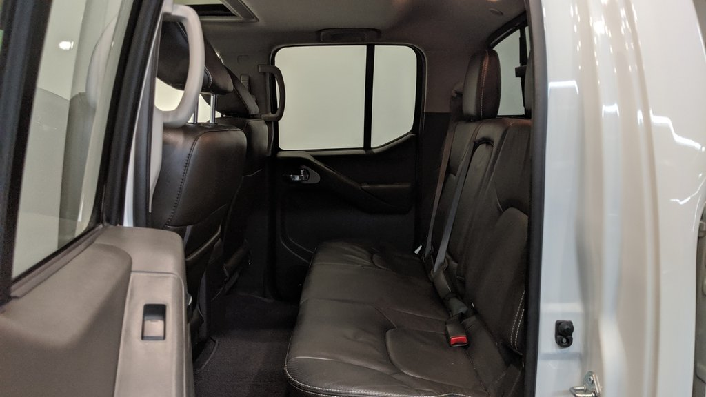 2019 Nissan Frontier Crew Cab PRO-4X 4x4 at in Regina, Saskatchewan - 13 - w1024h768px