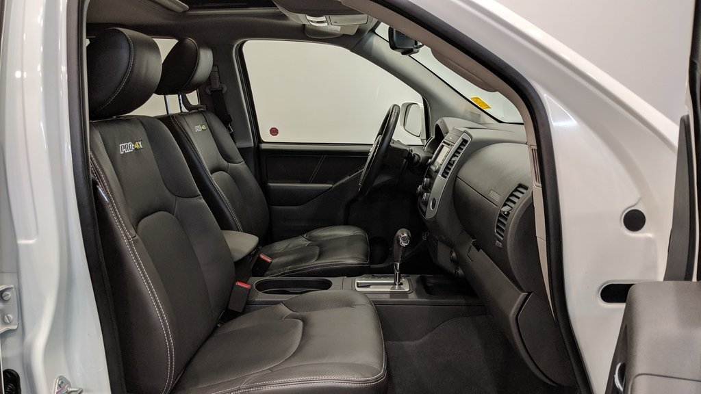 2019 Nissan Frontier Crew Cab PRO-4X 4x4 at in Regina, Saskatchewan - 16 - w1024h768px