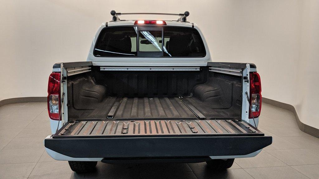 2019 Nissan Frontier Crew Cab PRO-4X 4x4 at in Regina, Saskatchewan - 20 - w1024h768px