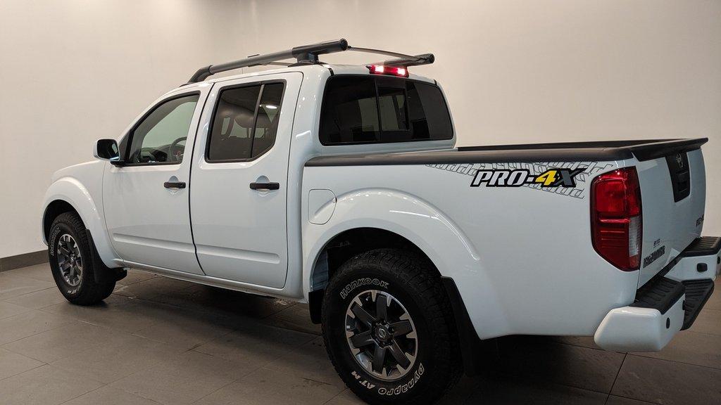 2019 Nissan Frontier Crew Cab PRO-4X 4x4 at in Regina, Saskatchewan - 22 - w1024h768px