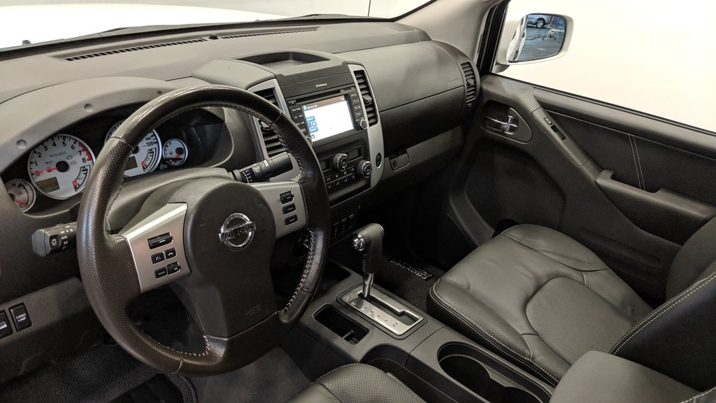 2019 Nissan Frontier Crew Cab PRO-4X 4x4 at in Regina, Saskatchewan - 10 - w1024h768px
