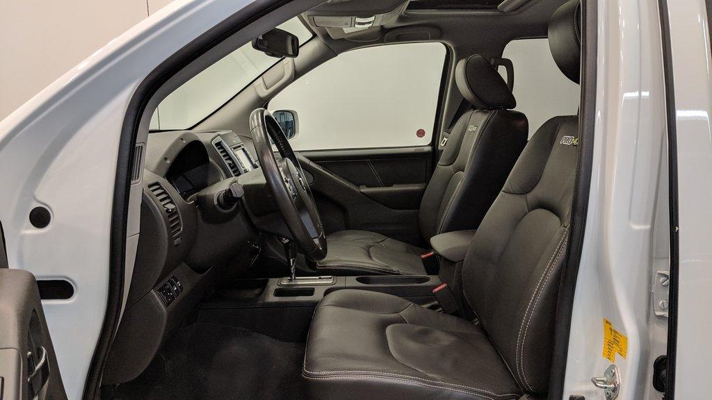 2019 Nissan Frontier Crew Cab PRO-4X 4x4 at in Regina, Saskatchewan - 11 - w1024h768px