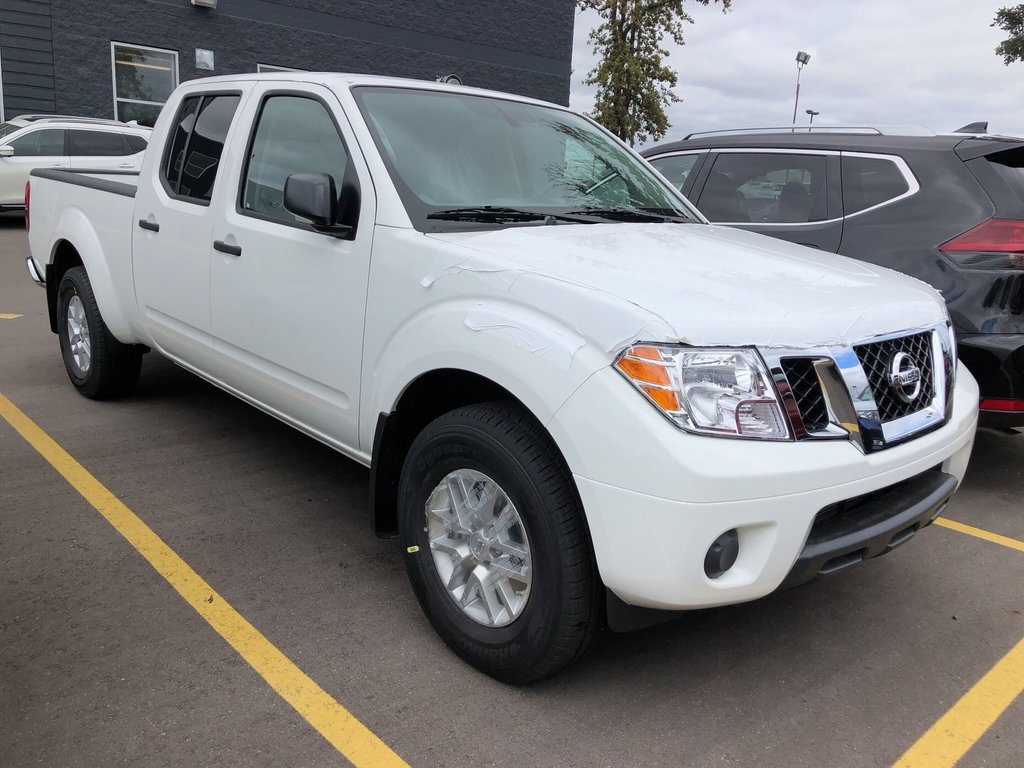 2019 Nissan Frontier Crew Cab SV 4x4 at in Mississauga, Ontario - 3 - w1024h768px