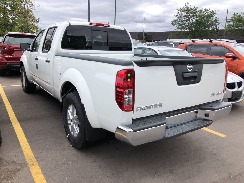 2019 Nissan Frontier Crew Cab SV 4x4 at in Mississauga, Ontario - 5 - w1024h768px