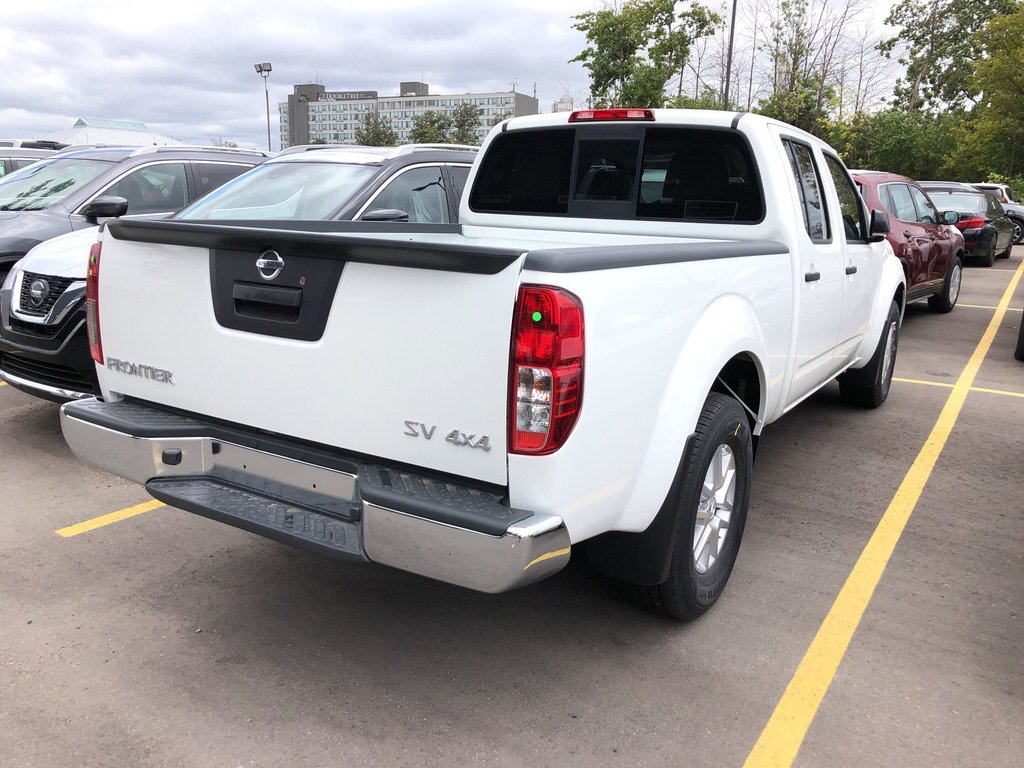 2019 Nissan Frontier Crew Cab SV 4x4 at in Mississauga, Ontario - 4 - w1024h768px