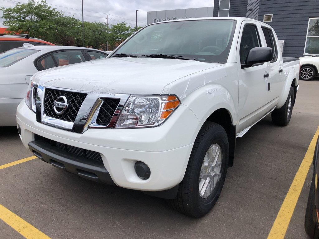 2019 Nissan Frontier Crew Cab SV 4x4 at in Mississauga, Ontario - 1 - w1024h768px