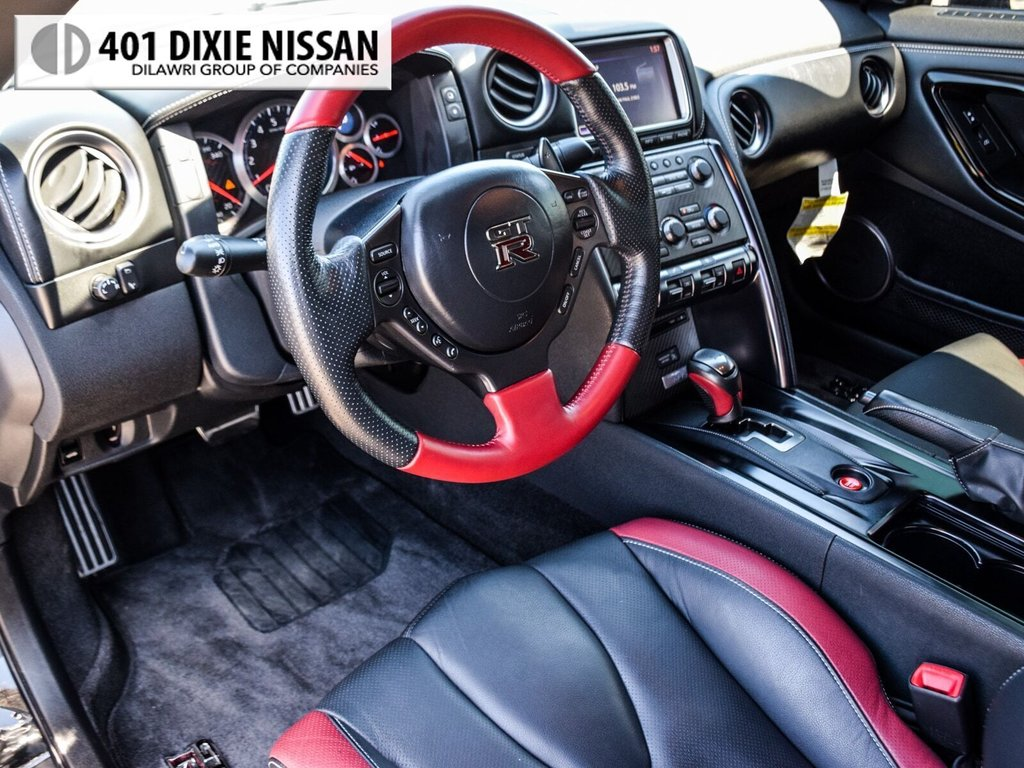 2015 Nissan GT-R Black Edition in Mississauga, Ontario - 10 - w1024h768px