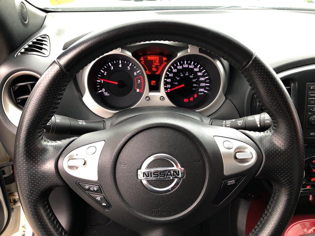 2013 Nissan Juke 1.6 DIG Turbo SL AWD CVT in Vancouver, British Columbia - 14 - w1024h768px