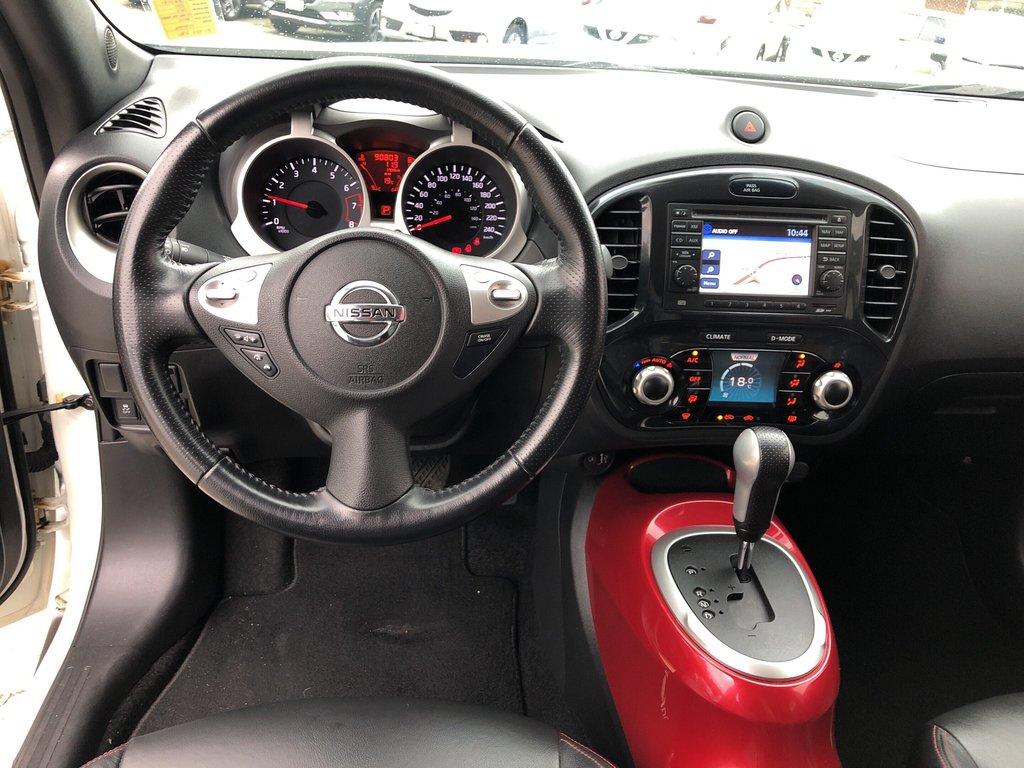 2013 Nissan Juke 1.6 DIG Turbo SL AWD CVT in Vancouver, British Columbia - 13 - w1024h768px