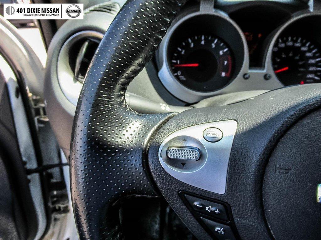 2014 Nissan Juke SV AWD CVT in Mississauga, Ontario - 16 - w1024h768px