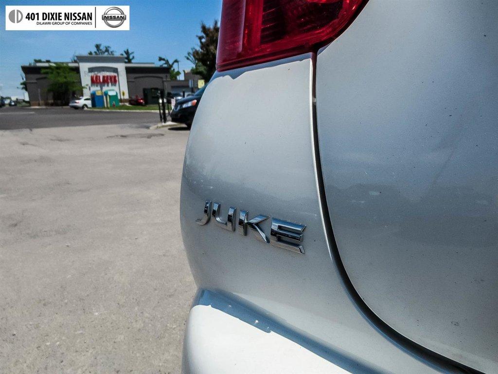 2014 Nissan Juke SV AWD CVT in Mississauga, Ontario - 32 - w1024h768px