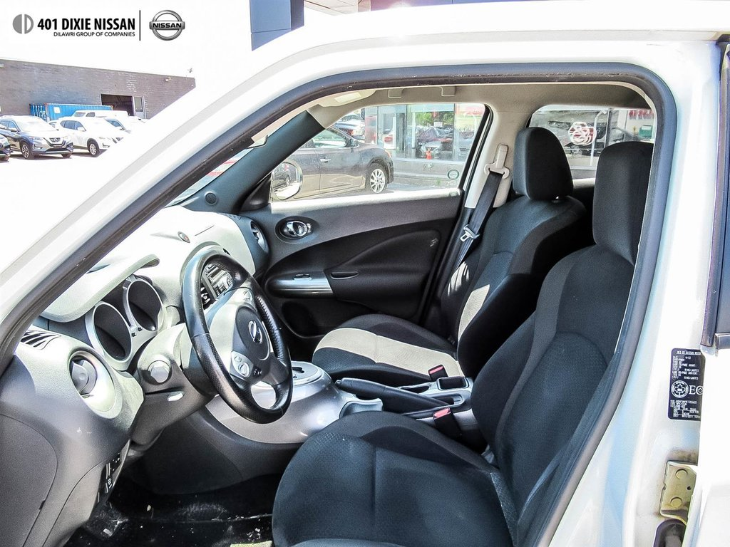 2014 Nissan Juke SV AWD CVT in Mississauga, Ontario - 25 - w1024h768px