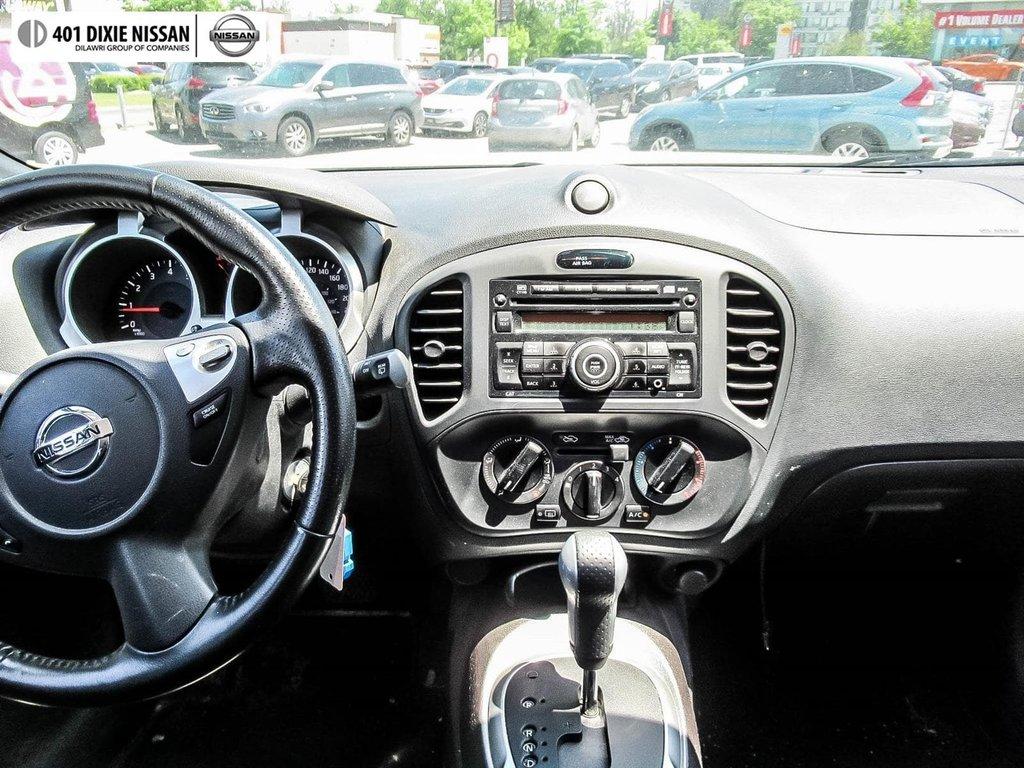 2014 Nissan Juke SV AWD CVT in Mississauga, Ontario - 11 - w1024h768px