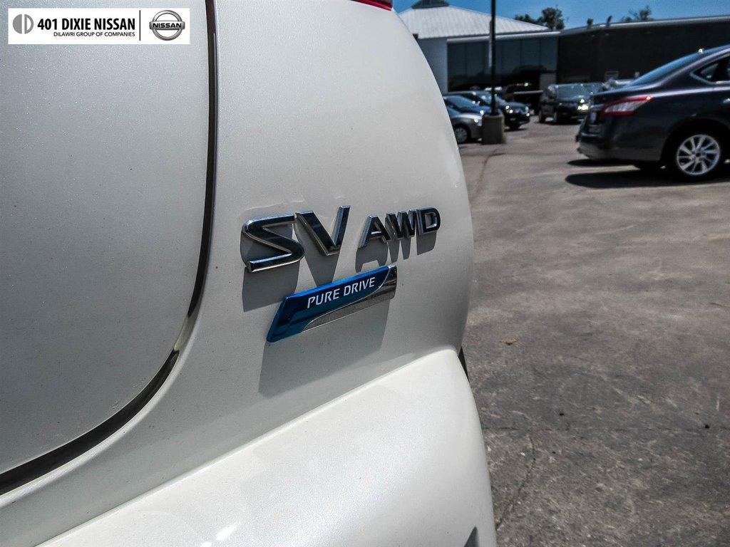 2014 Nissan Juke SV AWD CVT in Mississauga, Ontario - 33 - w1024h768px