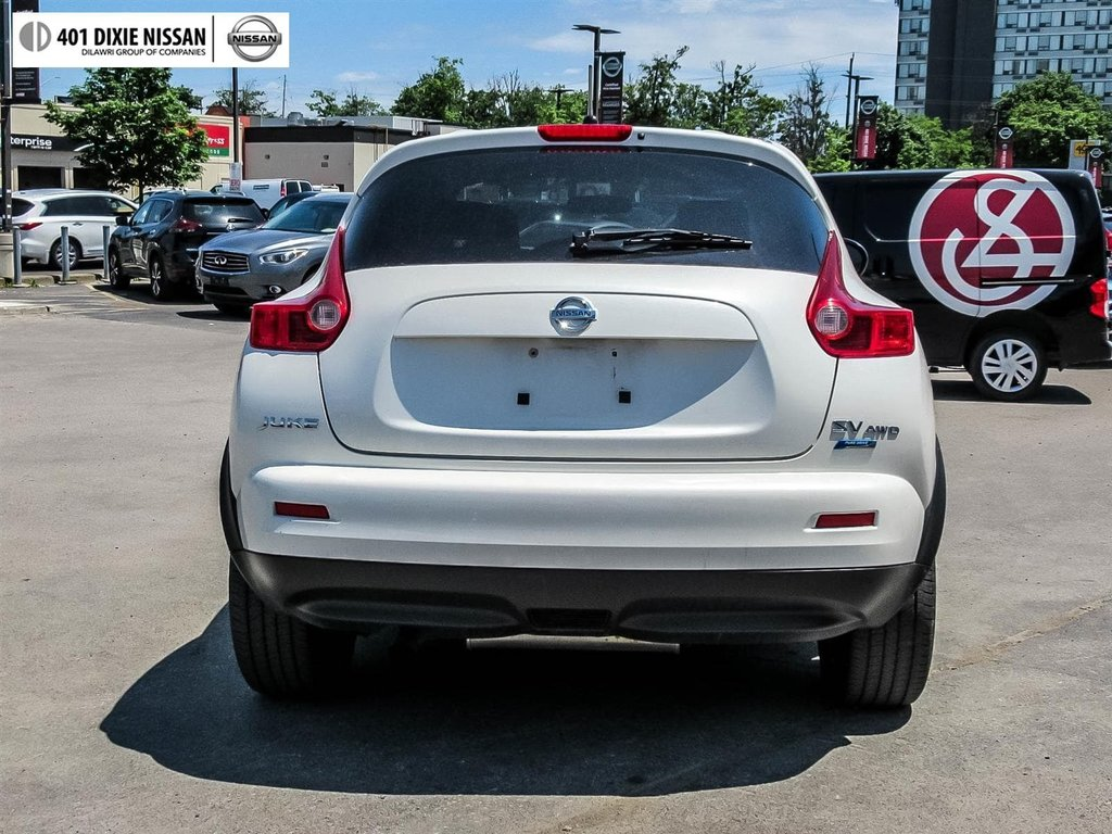 2014 Nissan Juke SV AWD CVT in Mississauga, Ontario - 4 - w1024h768px