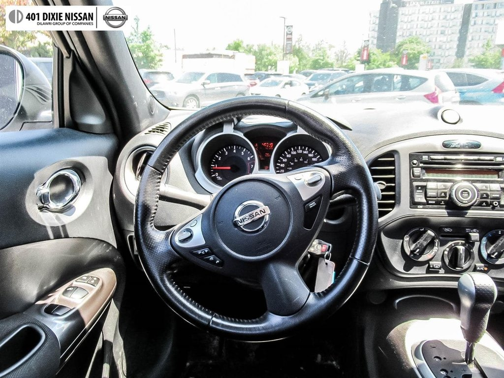 2014 Nissan Juke SV AWD CVT in Mississauga, Ontario - 10 - w1024h768px