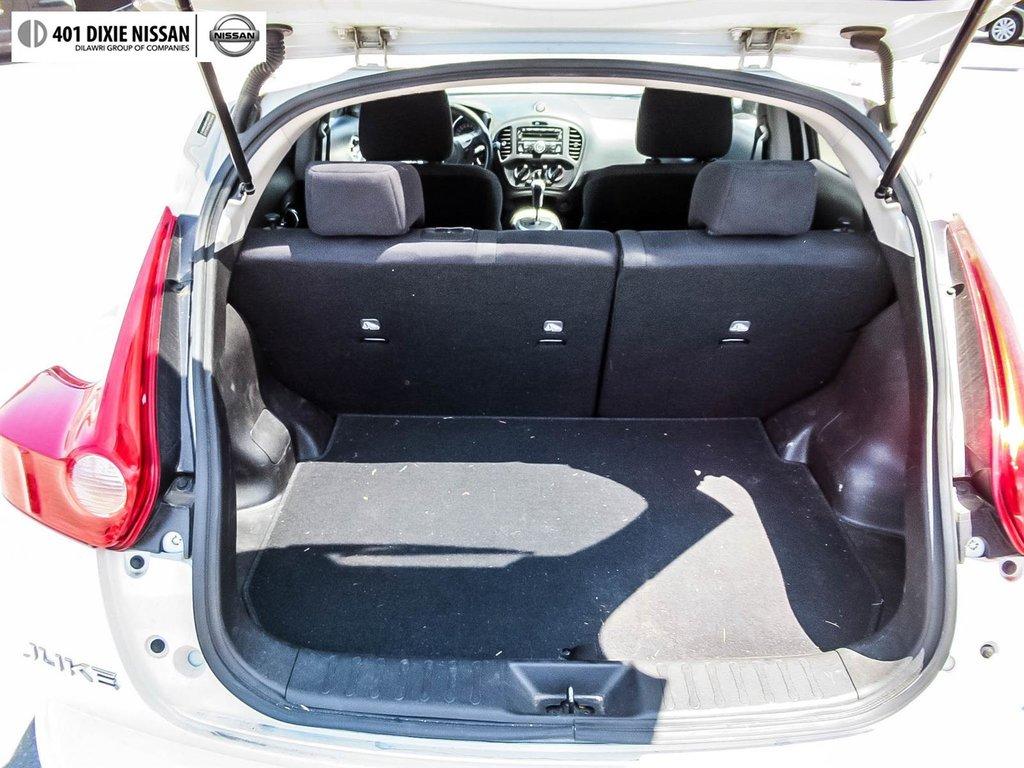 2014 Nissan Juke SV AWD CVT in Mississauga, Ontario - 31 - w1024h768px