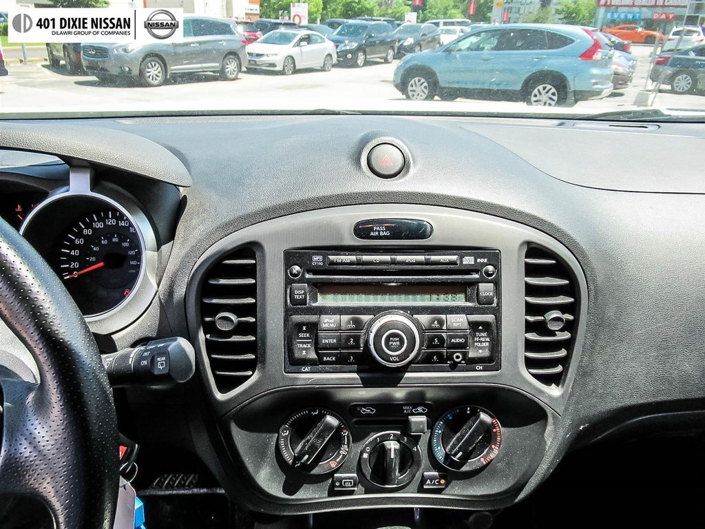 2014 Nissan Juke SV AWD CVT in Mississauga, Ontario - 17 - w1024h768px