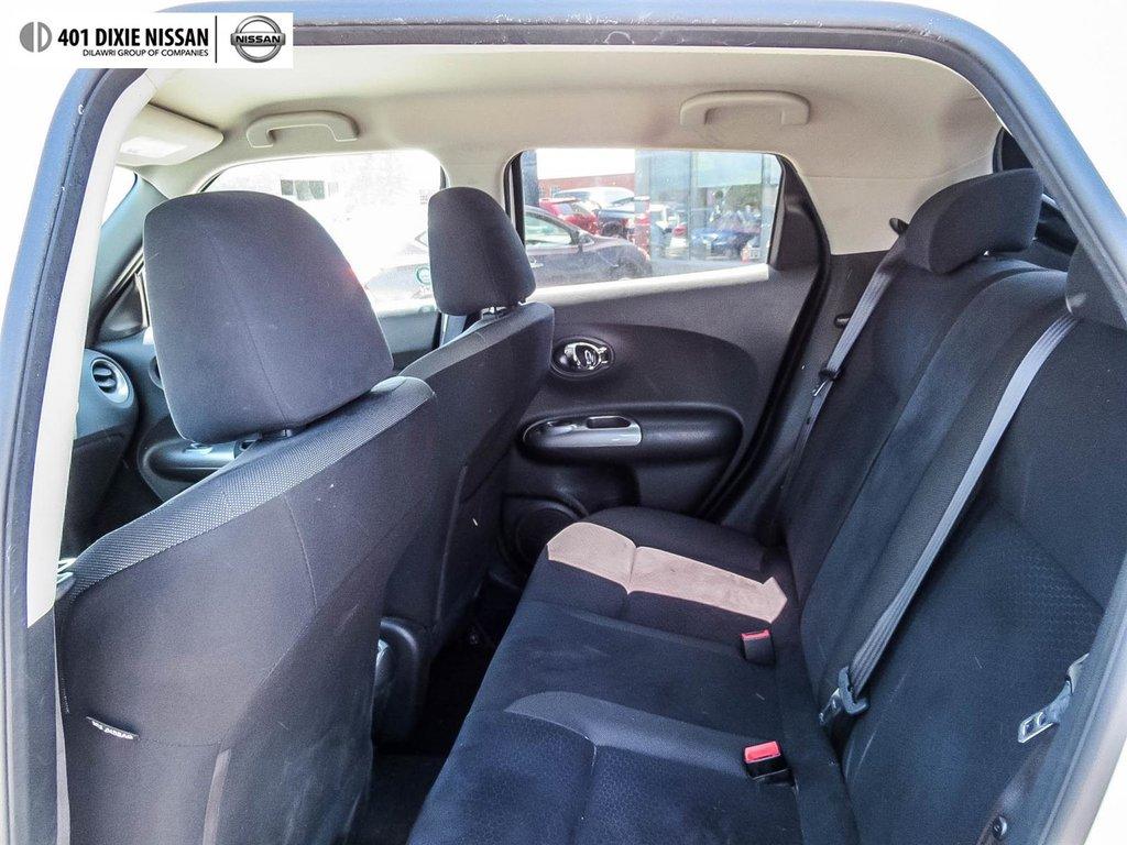 2014 Nissan Juke SV AWD CVT in Mississauga, Ontario - 26 - w1024h768px