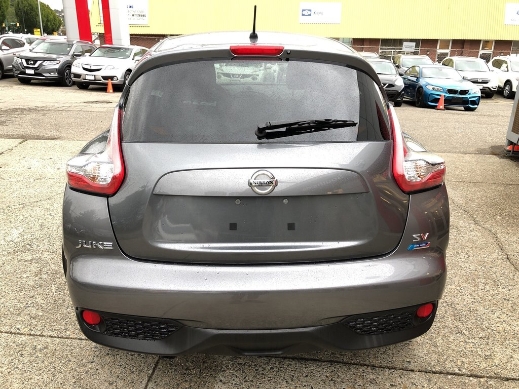 2015 Nissan Juke SV FWD CVT in Vancouver, British Columbia - 4 - w1024h768px