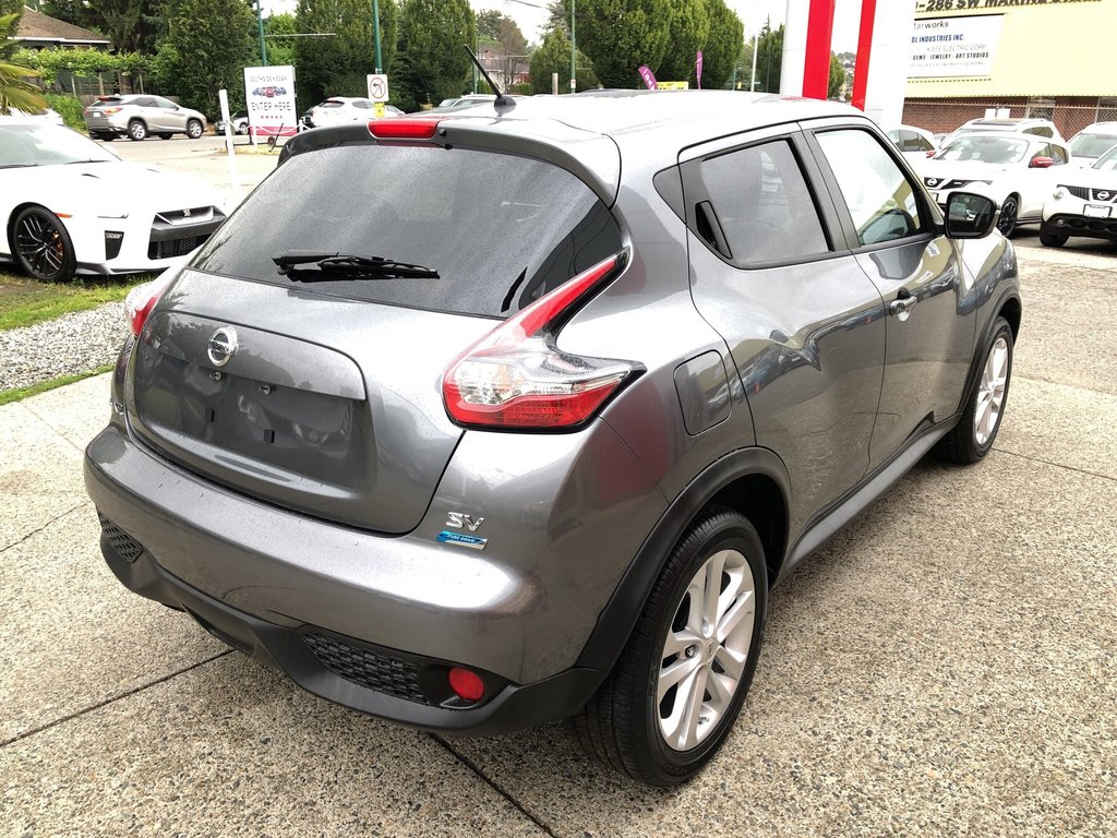 2015 Nissan Juke SV FWD CVT in Vancouver, British Columbia - 5 - w1024h768px