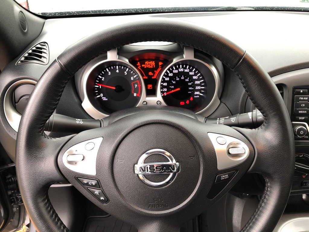 2015 Nissan Juke SV FWD CVT in Vancouver, British Columbia - 14 - w1024h768px