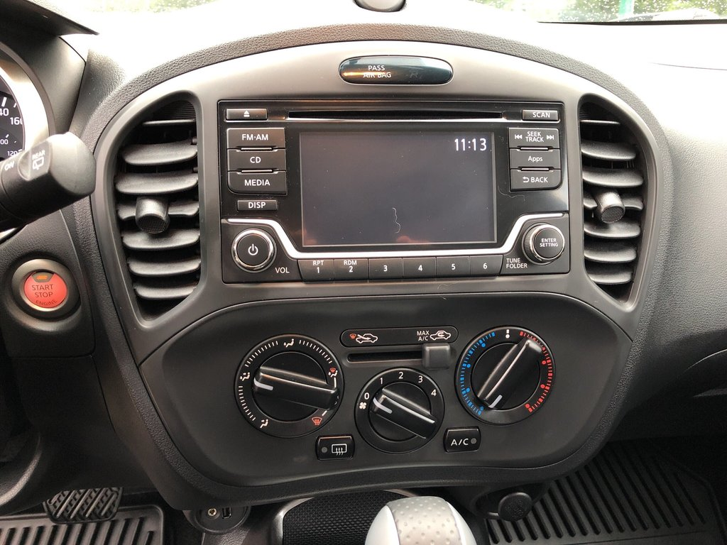 2015 Nissan Juke SV FWD CVT in Vancouver, British Columbia - 17 - w1024h768px