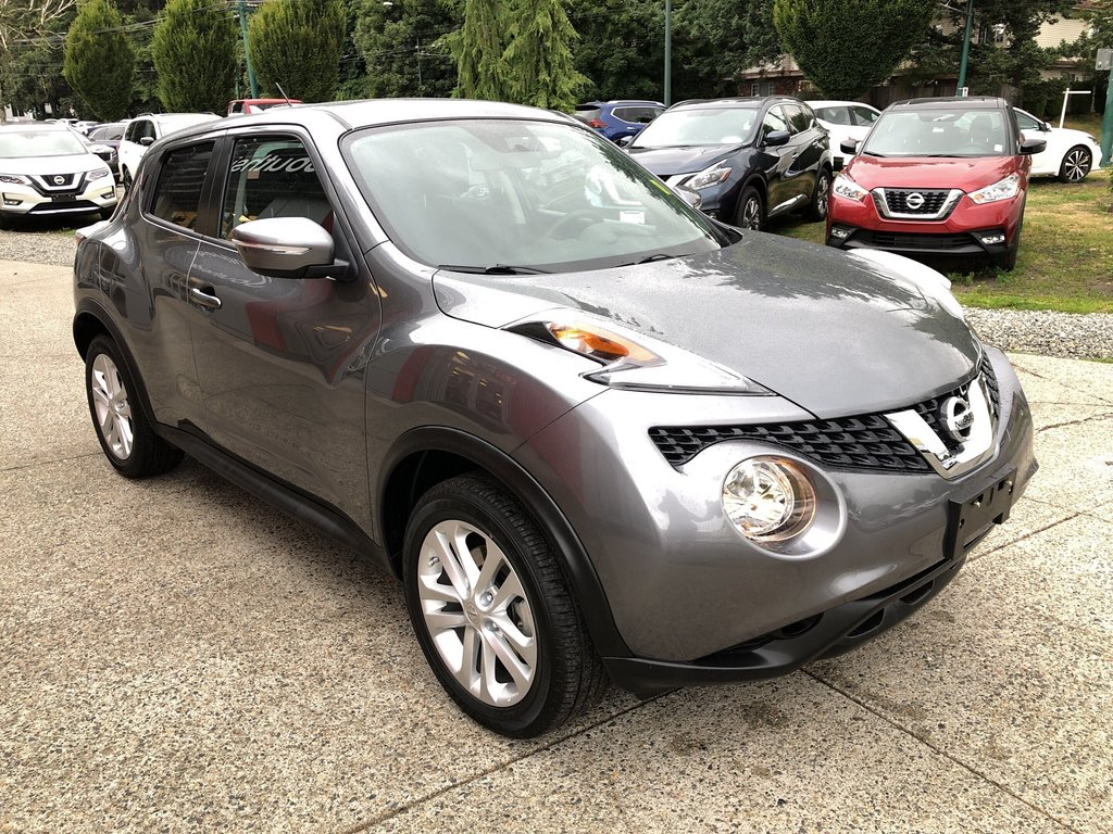 2015 Nissan Juke SV FWD CVT in Vancouver, British Columbia - 7 - w1024h768px